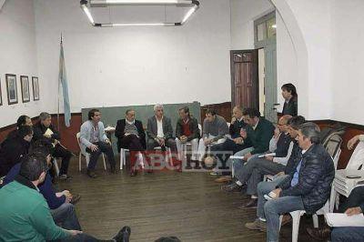 Candidatos radicales de la Quinta Sección se reunieron en Tandil