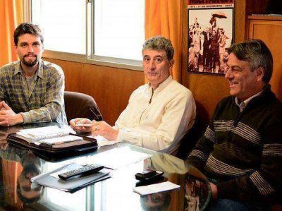 Autoridades del Afsca se reunieron con el jefe comunal por la Radio Pública y la Radio Escolar
