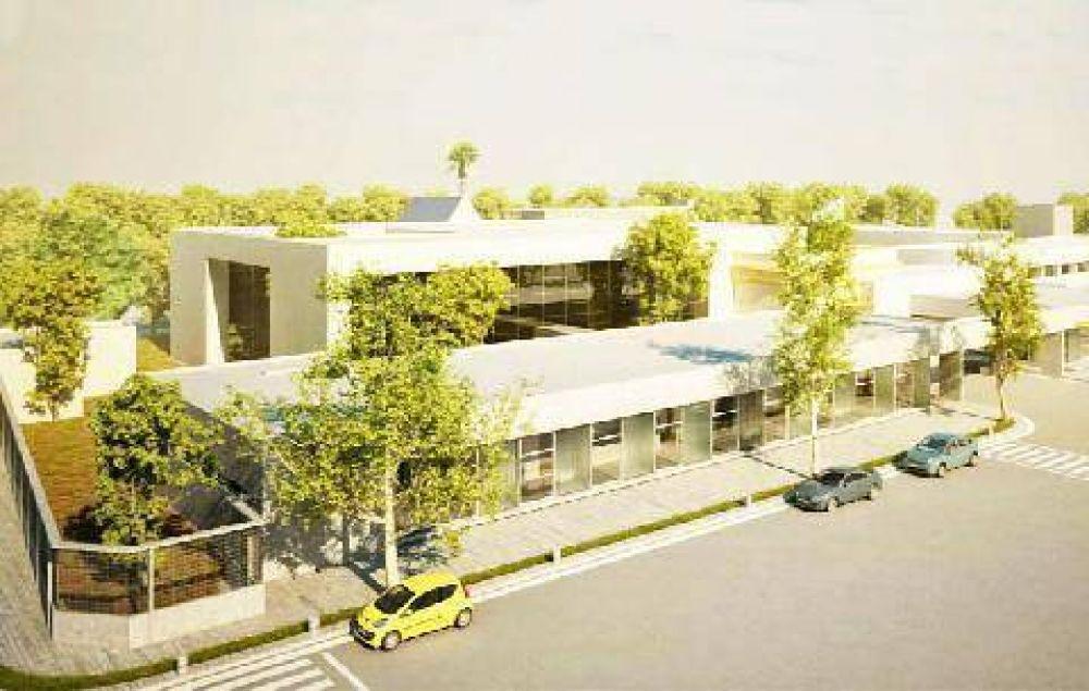 Piden información sobre el proyecto de refuncionalización del Hospital