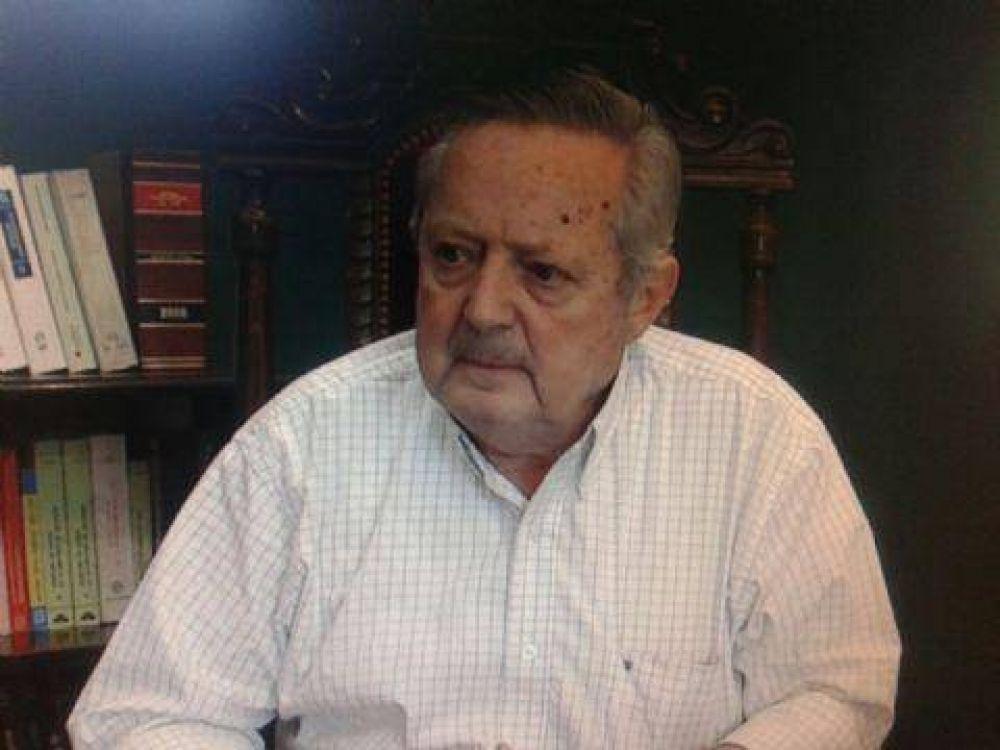 Marcelo Esperanza arremetió contra Scioli y Aníbal Fernández