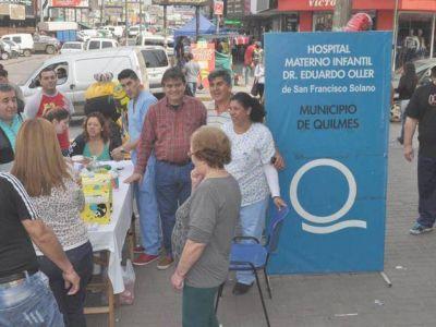 Gutiérrez recorrió Solano