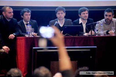 Kicillof anunció nuevas medidas para avanzar en el desarrollo de las pymes
