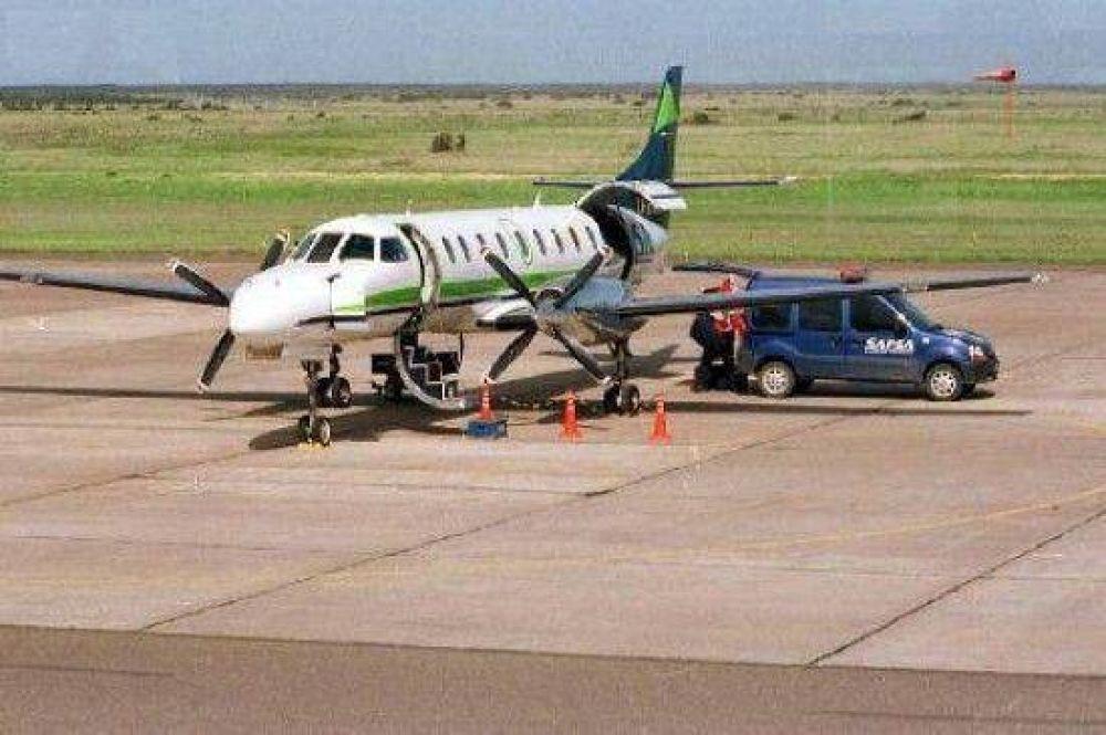No tienen a quién venderle los repuestos de aviones