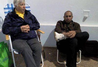 Misiones: huelga de hambre