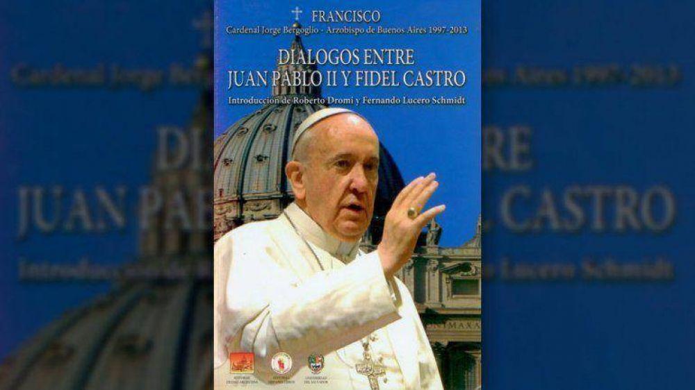 Reeditaron el libro que el Papa escribió sobre la visita de Juan Pablo II a Cuba
