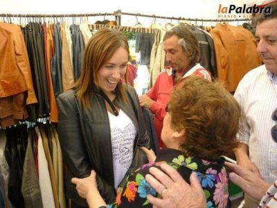 Mar�a Eugenia Vidal visitar� este viernes Carmen de Patagones