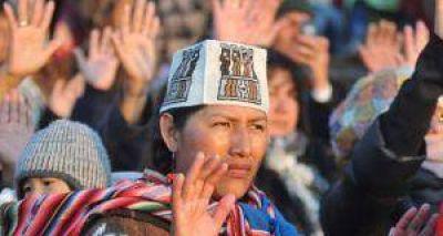 Homenajearon a mujeres indígenas