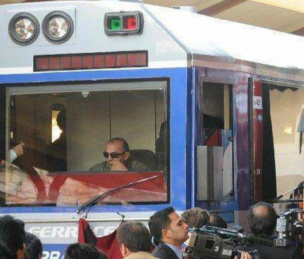 Comienza a circular el Tren Urbano