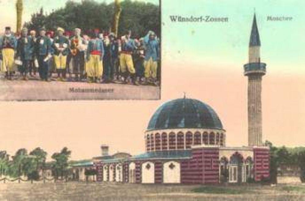 Hallan vestigios de la mezquita más antigua de Alemania