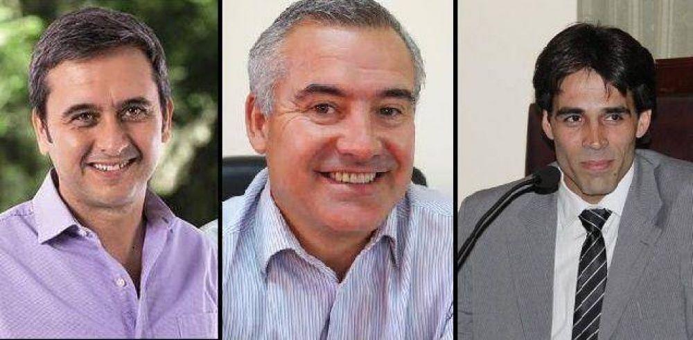 En Necochea, los candidatos diferencian sus campañas