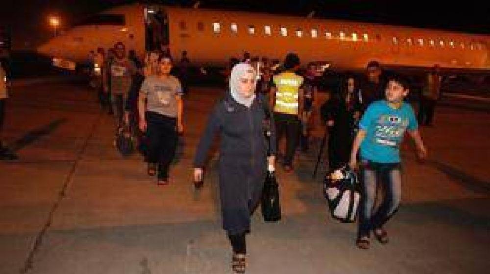 Jujuy registró el primer trámite de visado para una familia siria