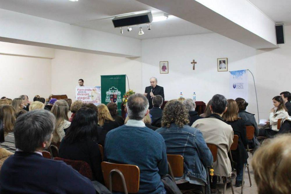 Obispo de Mar del Plata criticó con dureza el Nuevo Código Civil