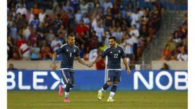 La selección dio un show ante Bolivia
