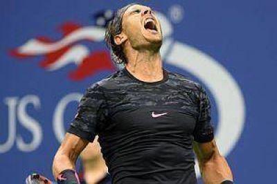 Sorpresa en el US Open: Nadal se fue en tercera ronda