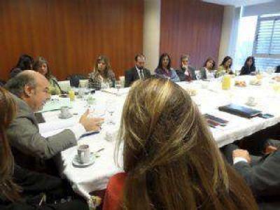 La Justicia de Salta trabaja en la adecuaci�n del nuevo C�digo Procesal Civil