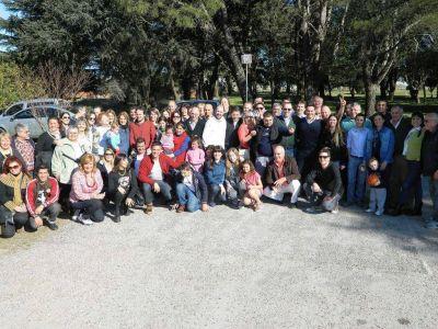 """Fiorini: """"Somos la opción política que busca Mar del Plata"""""""