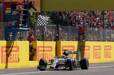 Fórmula 1: Lewis Hamilton ganó el Gran Premio de Italia, llegó a 40 victorias y se consolidó en la cima del campeonato