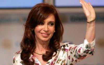 Cristina inauguró el primer módulo de la central termoeléctrica de Río Turbio