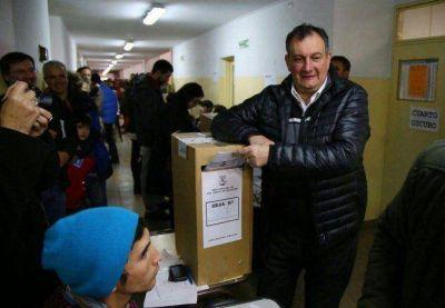 Gennuso se impuso en las elecciones en Bariloche