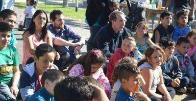 El FPV Tigre continúa festejando con las familias de todo el distrito