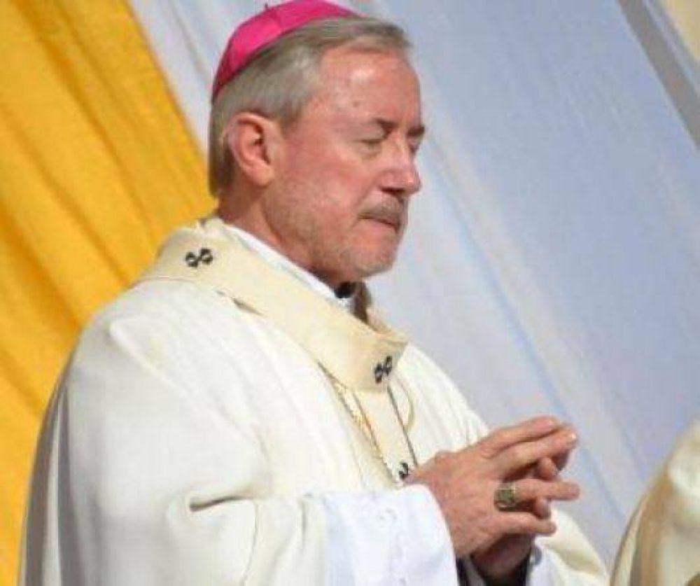 El Papa nombró a Mons. Stanovnik miembro de la Pontificia Comisión para América Latina