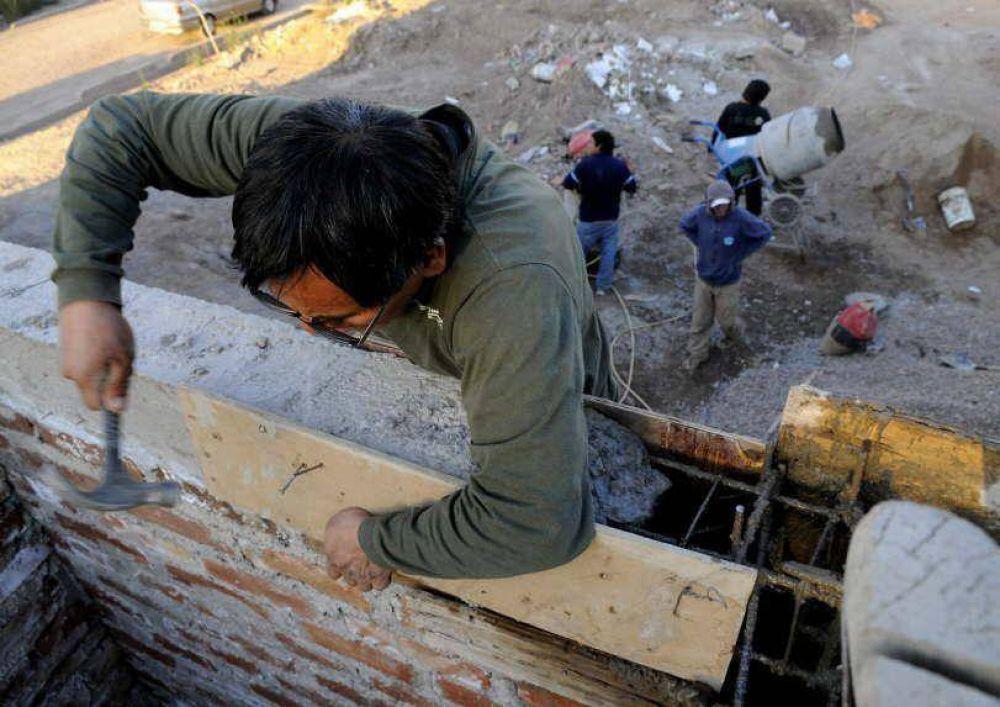 El m2 de construcción cuesta 27,5% más que en 2014 en Mendoza