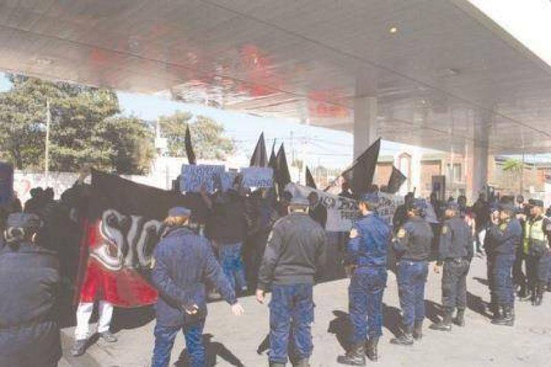 Sicotasa decidirá en asamblea si se movilizan a estaciones de servicio