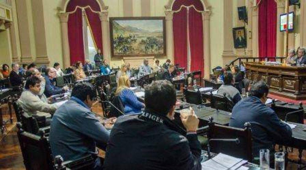 Importante recambio en la Legislatura provincial