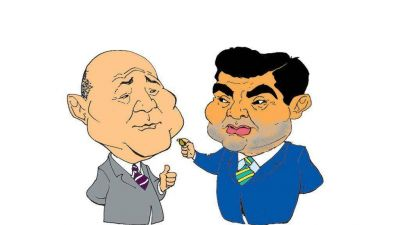 Echegaray: mentiras, robos y extorsiones
