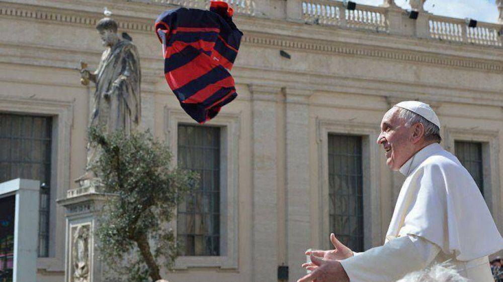 Cómo fue el encuentro del Papa con sus colaboradores de Boca tras el clásico
