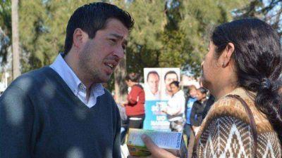 """Leonardo Nardini: """"El oficialismo municipal perdió su ideología y va a pedir corte de boleta a sus votantes"""""""