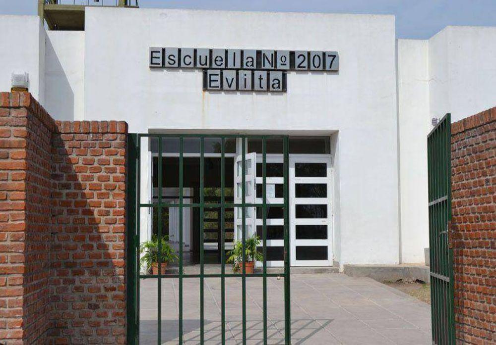 Una nueva escuela Nina funciona en San Benito