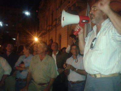 Los ruralistas decidieron levantar la protesta, aunque siguen en estado de alerta