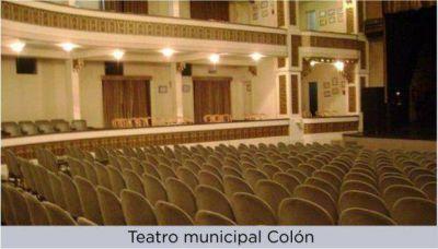 Pulti present� el nuevo proyecto de la Comedia Municipal de Mar del Plata