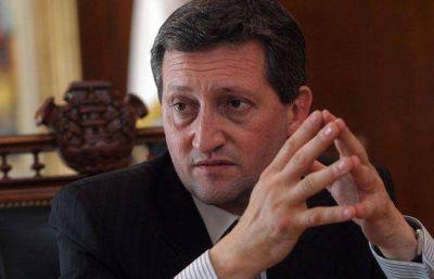Giacomino quiere reflotar el proyecto del Ferrourbano