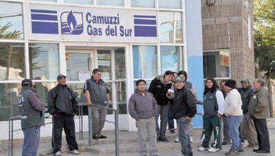 Posponen jornada de trabajo sobre falta de gas en obras