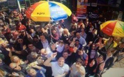 Elecciones 2015: Martiniano de campaña por San Francisco Solano