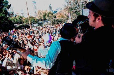 Limud BA. En Buenos Aires se celebró Rosh Hashaná Urbano