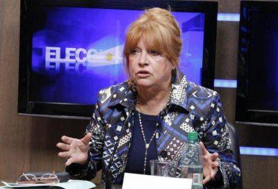 """""""Nos parecía mucho más inteligente hablar de una integración de las tres listas"""", dijo Beatriz Fernández"""