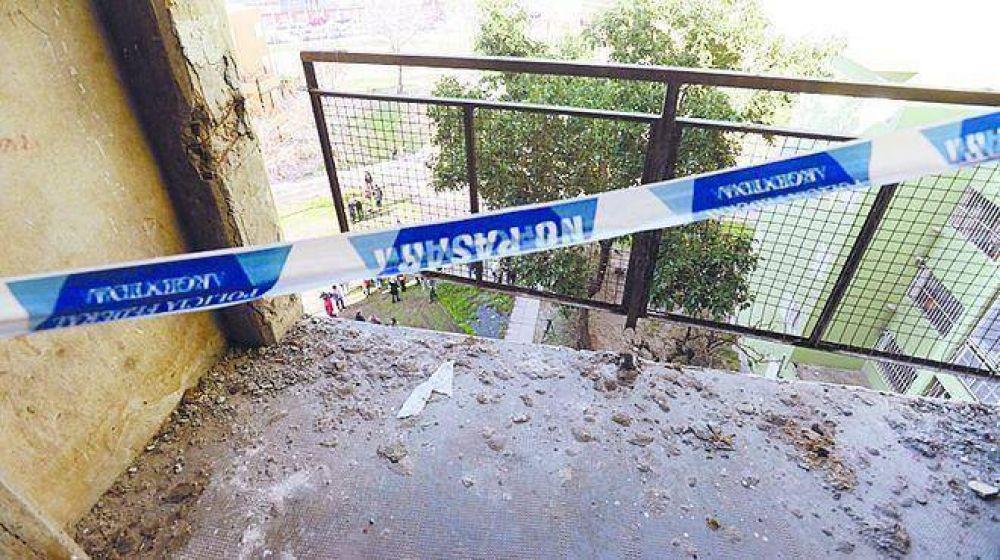 Tragedia en Soldati: la Ciudad tenía presupuesto para obras pero no lo usó