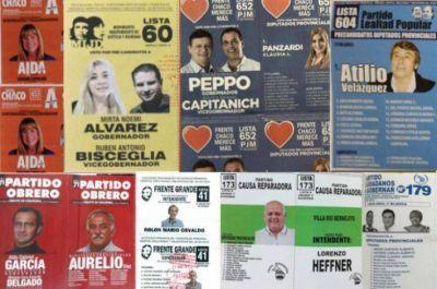 Chaco transita las dos últimas semanas de campaña para disputar la gobernación de la provincia