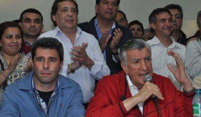 """Gioja a la oposición: """"Les jugamos en la cancha que quieran"""""""