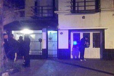 Barras balearon la casa de la abuela de Maxi Rodríguez