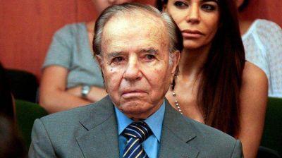 Pidieron 5 años de prisión para Carlos Menem en una causa por sobresueldos