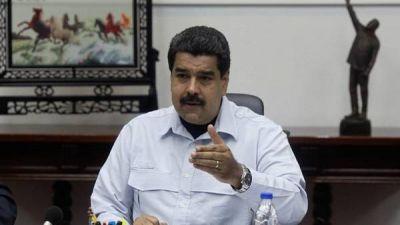 Maduro amplía el cierre de la frontera con Colombia