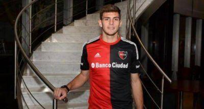 Lucas Boyé es nuevo jugador de Newell´s