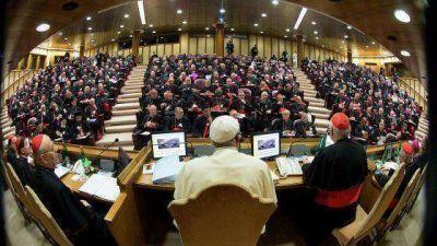Una reforma esperada que suaviza el horizonte del Sínodo