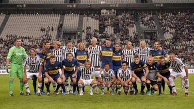 Como manda la historia: por penales, Boca le ganó el duelo de glorias a Juventus
