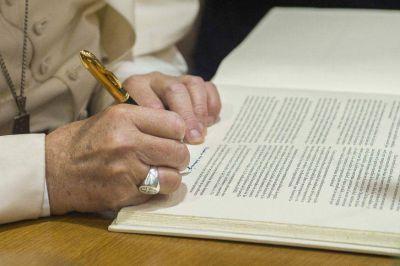 Papa Francisco: nulidades m�s r�pidas y sencillas