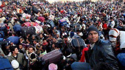 """""""El Papa se equivoca, esto es una invasión islámica"""""""